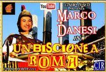 MARCO DANESI - Film remake e inediti / Tutte le locandine dei film con Marco Danesi