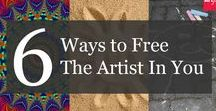 6 Ways To Free The Artist In You. / We, at Artflute believe that art is for everyone to indulge in, to savour and to buy. Giving everyone who dabbles in it a feeling of fullness, art is something that connects the body, mind and soul. If you have always been intrigued with art and been too afraid to try, wait no further for we have many different ways in which you can engage with art in your everyday life  #Blog #ArtIsInTheEveryday #Artist #Creative #Start #NewStart #Art #ExpressYourself #Painting #Drawing #Sculpture #Fun
