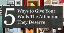 5 Ways to Give Your Walls The Attention They Deserve / With Diwali round the corner, you are sure to be busy giving your home a fresh look. Whether it is a fresh coat of paint or changing up your curtains, rejuvenating your home can turn out to be quite a task. That's why we at Artflute want to show you how rejuvenating your walls can transform your home, while being a whole lot of fun too. #Artflute #Blog #Diwali #Festival  #Home #NewLook #Rejuvenate #Walls #House #Transform #OwnGallery #Personal #Frames #ChangeItWithTheSeasons