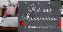 Art and Imagination / Art and Imagination It's that time of the year when family and friends gather to celebrate the holidays and give and share generously.  Whether you want to give your walls a new spin, gift art or buy new art for your steadily increasing collection, Artflute's stunning choices for the season are sure to have you spoiled for choice.  #Artflute #NoMoreEmptyWalls #Homedecor #Art #Painting #Winter #Celebration #Gift https://indd.adobe.com/view/60696418-f134-4f7a-9261-f16fbb61fb9a