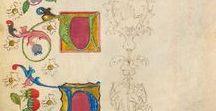 Schriber, spätgotisches Musterbuch