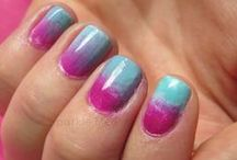 SMP : Nail Inspirations / everything from mod nails to sparkles and studs <3