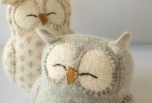 SMP : Owls / I LOVE Owls <3