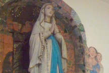 Mary Mother of God  / Let's pin and pray to Our Mother Mary.