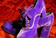 • chaussures • / Jolis souliers, rêvés, fantastiques ou élégants... Portables ou pas.
