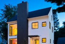 a.Modern Traditional / Modern interpretations of traditional architecture. Pinned by Steve Hall Architecture.