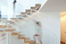a.Glass Rail / Examples of glass rails and details. Pinned by Steve Hall Architecture.