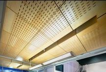 a.Ceilings, Wood / Wood Ceilings, pins by SteveHallArchitecture