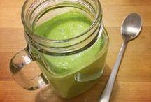 • mes GreenSmoothies • / Mes recettes et photos suite à la découverte de cette cure detox cf. http://www.feuillesdevelours.fr/?p=4039 !