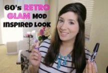 SMP : Modern Mod / #BeautyInspiration #retroglam #retromod #modcast #modmonday #rimmellondon #londonlook