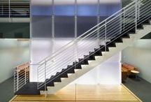 a.Stairs / Stairs, pins by SteveHallArchitecture