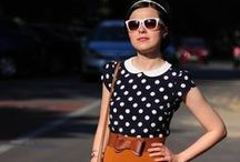 Style Inspiration / Modern and modest apparel.  Cute hairstyles.