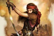 • ambiance Capharnaüm • / Ambiances et personnages pour le RPG Capharnaüm