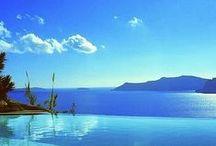 • envie de vacances • / Quelques images pour rêver aux vacances d'été...