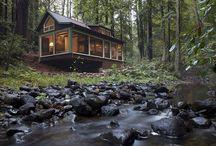 Lake cabin / Brad's dream cabin / by Brad Stone
