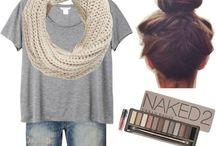 Clothes/makeup