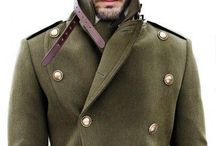 Military style / Military influence
