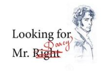 Looking for Mr. Darcy / Stuff about P&P, Jane Austen and of course Mr. Darcy
