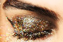 glitter. / don't let anyone dull your sparkle.