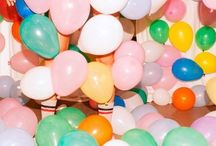 """life's a party. / """"we believe in celebrations both big and small."""" - kate spade"""
