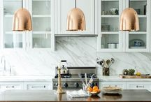 home: KITCHEN. / the kitchen is the heart of the home.