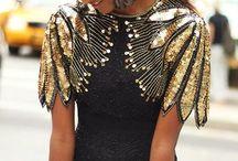 fashion: DRESSY. / always overdress.