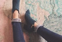 shoes. / behind every successful woman is a fabulous pair of shoes.