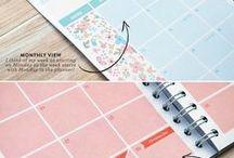 • agendas, planners et bullet journal •