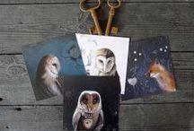 Good Night - Moonlight Sonata / dreamy, moon, dreams, romantic, modern gift ideas, handmade