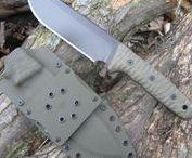 Ostre / Noże Knives