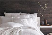 Bedroom. / Bedroom and closet inspiration.