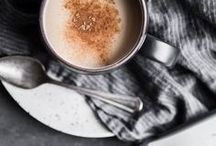 Coffee, Tea & Hot Chocolate. / Sugar-free coffee, lattes, teas and hot chocolate recipes.