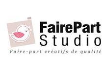 [Nos marques] Fairepart Studio / Découvrez notre marque Faire-part Studio, le spécialiste dans la conception et l'impression numérique de faire-part de naissance et de baptême en ligne en quelques clics ! #fairepart #naissance #bapteme #birth #announcement