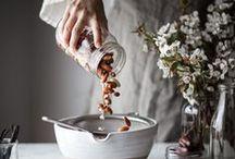 Kitchen Staples. / Making your own kitchen essentials.
