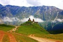 """Armenia Georgia Combined Tour / If you want to discover the ancient history and culture of Armenia and Georgia this 10 day """"Armenia Georgia Combined Tour"""" is designed for you.  http://goo.gl/rMKm4P"""