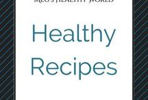 Healthy Recipes / This is my collection of healthy recipes across the internet!