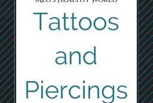 Tattoos and Piercings / Tattoo and piercing inspiration