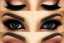 Makeup: Eyes / Eye makeup inspiration