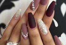 Makeup: Nails / Nail and nail art inspiration