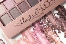Beauty Products: Palettes / Makeup palettes and inspiration