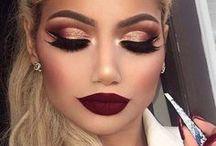 Makeup Inspiration / Makeup looks and inspiration
