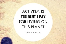 Feminism & Resistance / by Rachael Kay Albers