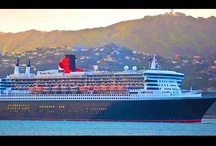 Queen Mary / History and Facts of the QM2, Also a comparison to the Titanic