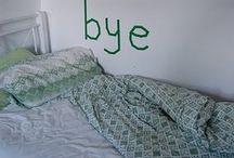 Bedroom Bliss / Bonny Sleep Ins and Fancy Bedrooms