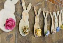 E A S T E R / Decor and food for Easter.  / by Rebeca Medley