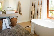 Bath & laundry room