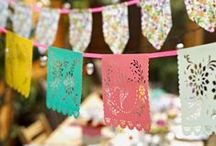 Garden Parties & BBQ's / Talking Tables' selection of bright garden party and BBQ celebration decorations. Brighten up any outdoor occasion on long sunny summer evenings.