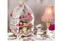 Cakestands / A selection of stunning, adorable, cute, fun and fab cupcake, cake, and treat stands.