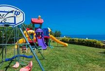 Family holidays in Crete / We present a selection of villas, apartments and hotels that will be loved from the whole family. Playgrounds, well-organized beaches and fully-equipped facilities guarantee unforgettable family vacations.