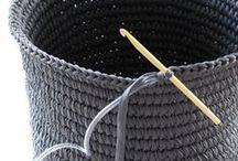 Techniques & instructions / Knitting & Crochet